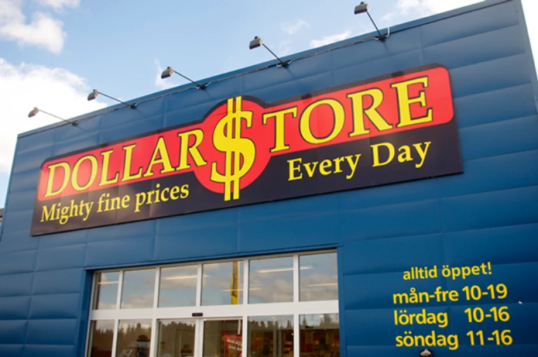 Dollarstore site