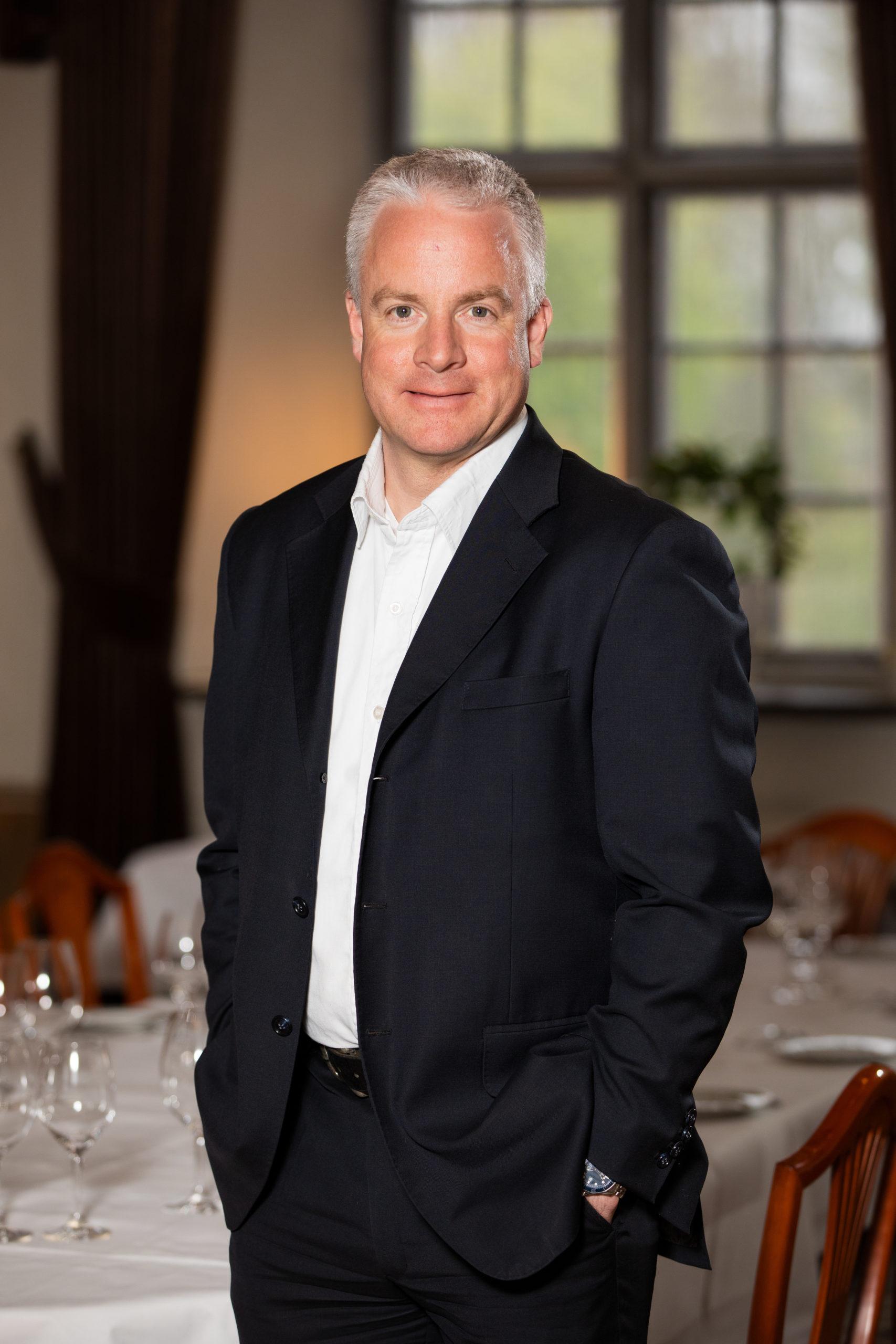 Marcus Holmberg, Founder & Partner Paulmarken Holmberg