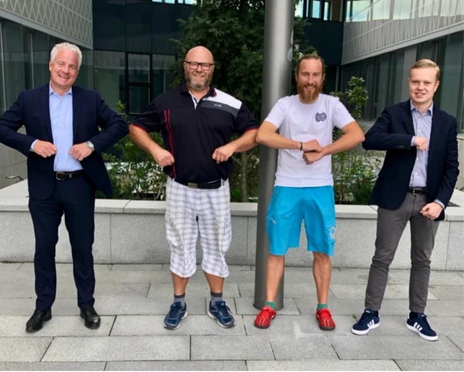 Teqnion köper WiMa Propulsion, Paulmarken Holmberg har biträtt WiMa genom hela försäljningsprocessen